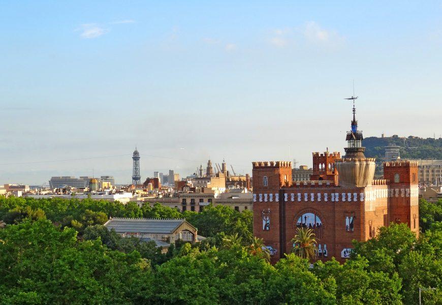 Barcelona in beeld