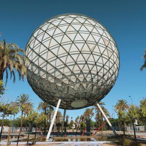 Terug naar Expo 92 in Sevilla