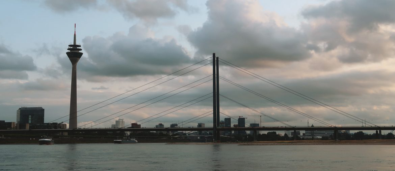 Düsseldorf in beeld