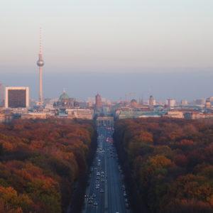 Hoe ga je van luchthaven Tegel naar het centrum van Berlijn ?