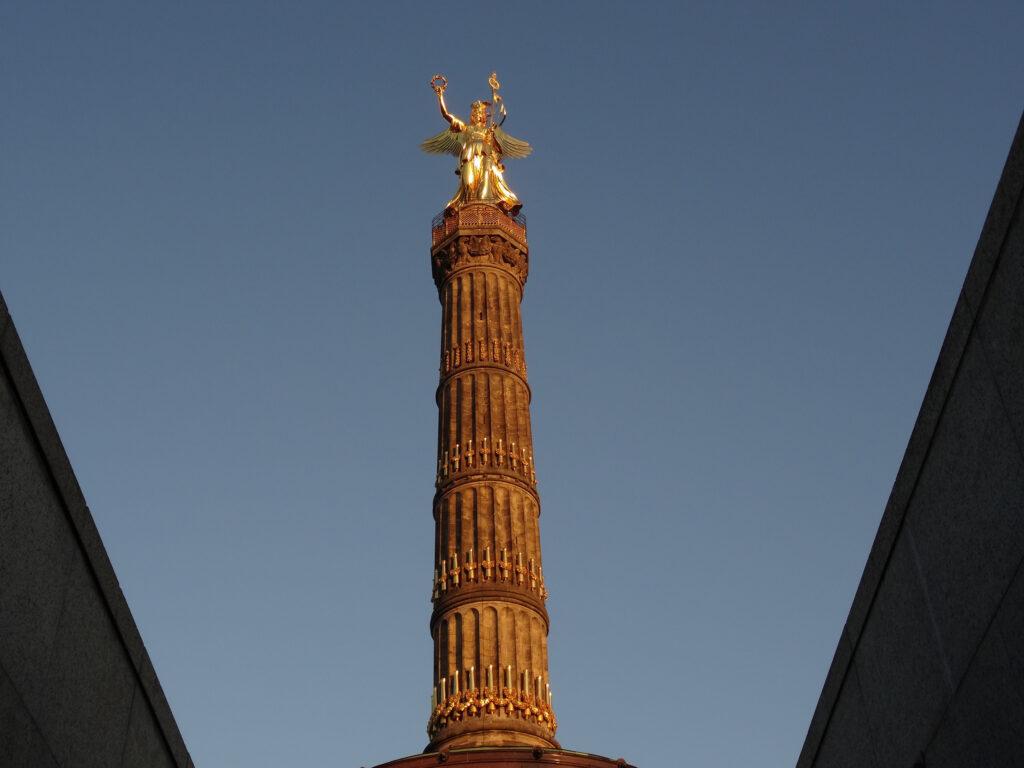 Siegessäule Berlijn - Toren